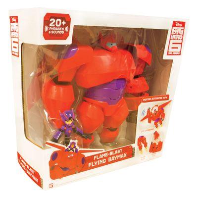 Figura-Eletronica---25-Cm---Big-Hero-6---Baymax-Flame-Blast---Sunny