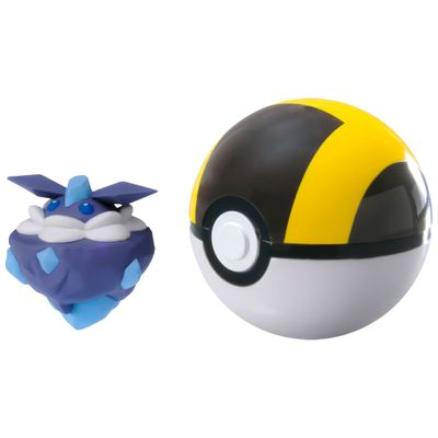 Mini-Figura-Pokemon---Carbink-e-Ultra-Ball---Sunny