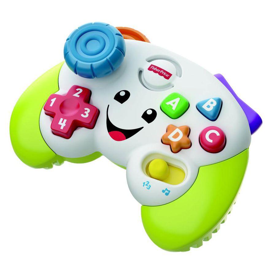 Brinquedo-de-Atividades---Controle-de-Video-Game---Fisher-Price
