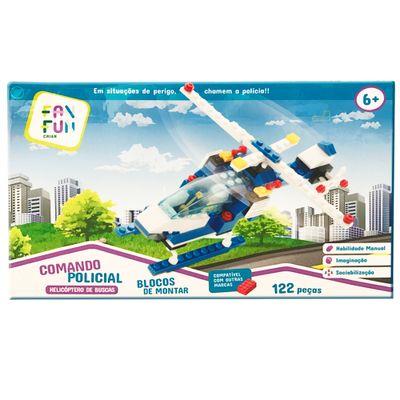 blocos-de-montar-122-pecas-helicoptero-da-policia-fanfun-18NT072_Frente