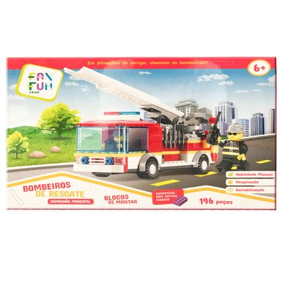 blocos-de-montar-build-me-up-196-pecas-caminhao-de-bombeiros-fanfun-18NT075_Frente