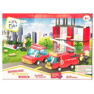 blocos-de-montar-build-me-up-245-pecas-central-de-bombeiros-fanfun-18NT078_Frente