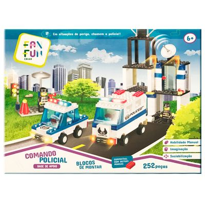 blocos-de-montar-build-me-up-252-pecas-central-da-policia-fanfun-18NT076_Frente
