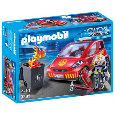 Playmobil-City-Action---Carro-de-Bombeiros---9235---Sunny