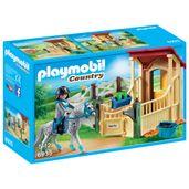Playmobil-Country---Cavaleiro-com-Estabulo---Sparky---6935---Sunny