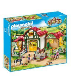 Playmobil-Country---Fazenda-com-Cavalos---6926---Sunny