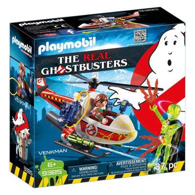 Playmobil Ghostbusters - The Real Ghostbusters - Venkman - 9385 - Sunny