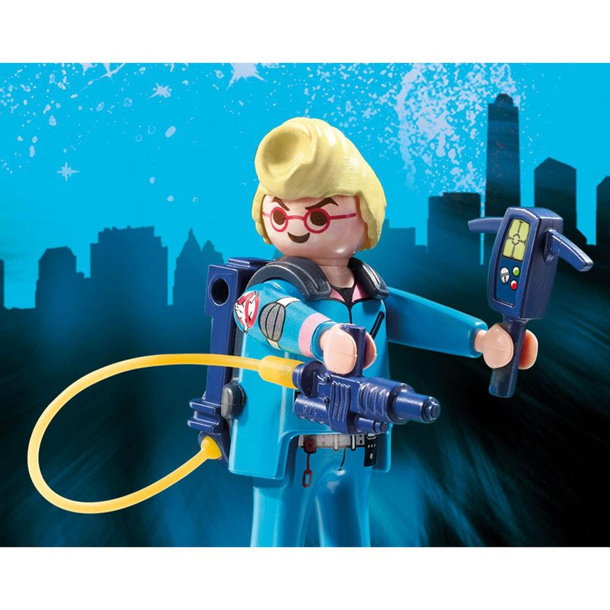 Playmobil-Ghostbusters---The-Real-Ghostbusters---Spengler---9386---Sunny