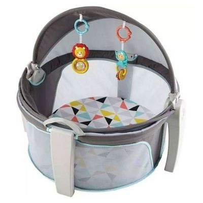 Cabaninha-do-Bebe-e-Moises---Fisher-Price