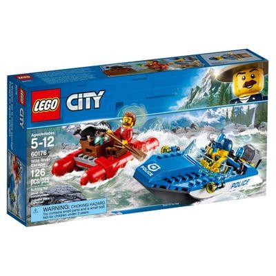 LEGO-City---Fuga-no-Rio-Perigoso---60176