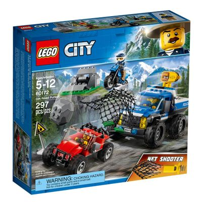 LEGO-City---Perseguicao-Terreno-Acidentado---60172