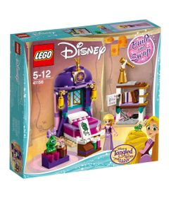 LEGO-Disney---Princesas---Quarto-do-Castelo-da-Rapunzel---41156