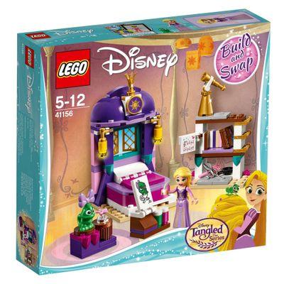LEGO-Disney---Princesas---Quarto-do-Castelo-da-Rapunzel---41156
