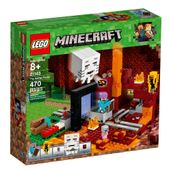 LEGO-Minecraft---Portal-Nether---21143