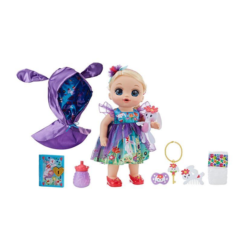 b7487c2a4d Boneca Baby Alive - Era uma Vez - A Divertida Emma - E2467 - Hasbro - Ri  Happy Brinquedos