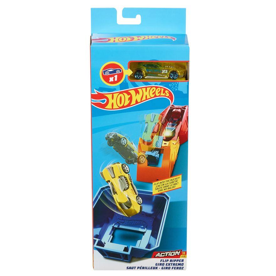 Pista-e-Veiculo---Hot-Wheels---Track-Builder---Conjunto-Acrobacias---Mattel