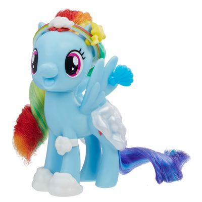 Figura-com-Acessorios---My-Little-Pony---Rainbow-Dash---Hasbro