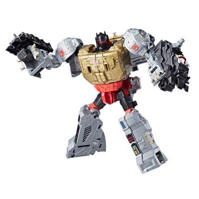 Figura-Transformavel---15-Cm---Transformers---Power-Of-The-Primes---Grimlock---Hasbro