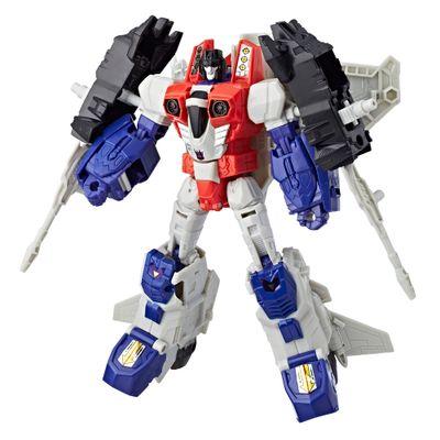 Figura-Transformavel---15-Cm---Transformers---Power-Of-The-Primes---Starscream---Hasbro