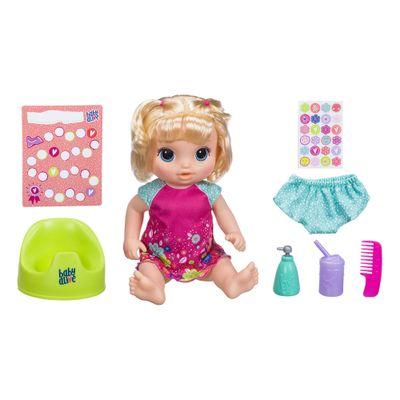 Boneca-Baby-Alive---Primeiro-Peniquinho---Loira---E0609---Hasbro
