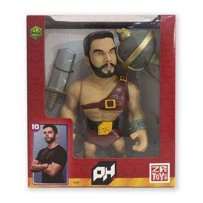 Boneco-Colecionavel---31-Cm---Youtuber---Play-Hard---Zr-Toys