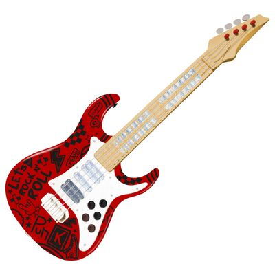 Guitarra-Eletrica---Infantil---Toyng