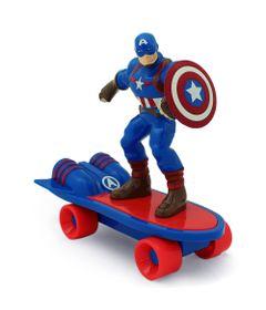 Mini-Skate-de-Friccao---Avengers---Capitao-America---Toyng