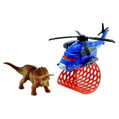 Veiculo-e-Figura---Jurassic-World-2---Tricera-Coptero---Mattel