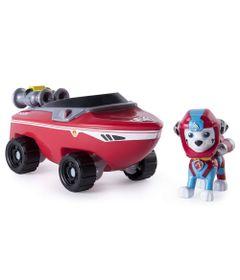 Veiculo-e-Figura---Patrulha-Canina---Marshall---Sea-Patrol-Vehicle---Sunny