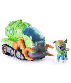 Veiculo-e-Figura---Patrulha-Canina---Rocky---Sea-Patrol-Vehicle---Sunny