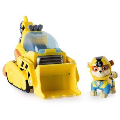 Veiculo-e-Figura---Patrulha-Canina---Rubble---Sea-Patrol-Vehicle---Sunny