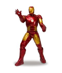 Boneco-Articulado---45-Cm---Disney---Marvel---Revolution---Iron-Man_Frente
