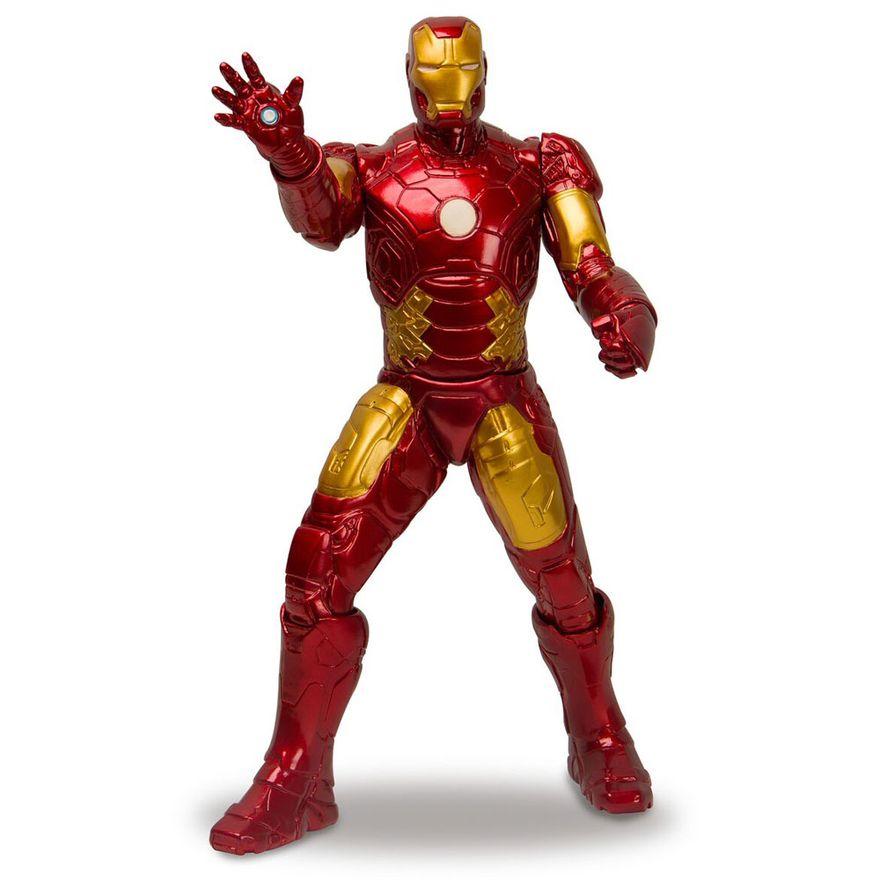 Boneco-Articulado---45-Cm---Disney---Marvel---Revolution---Iron-Man_Frente