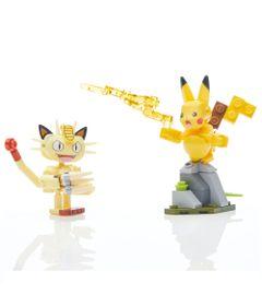 blocos-de-montar-mega-construx-pokemon-pikachu-vs-meowth-mattel-FVK78_Frente
