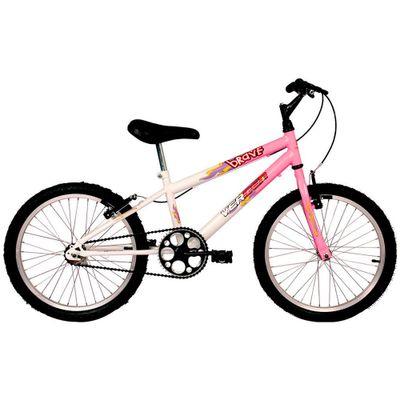 Bicicleta-ARO-20---Brave---Rosa-e-Branco---Verden-Bikes