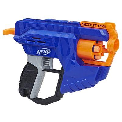 Lancador-Nerf---N-Strike-Elite---Scout-MKII---Hasbro