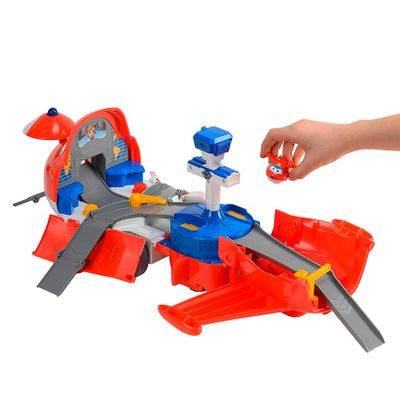 Playset---Figura-Transformavel---Super-Wings---Torre-de-Comando---Jett---Fun