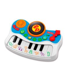 Teclado---Studio-Musical---Fisher-Price