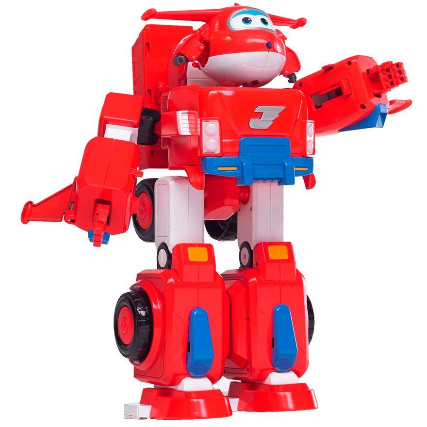 Figura-Transformavel---34-Cm---Super-Wings---Super-Robo-Jett---Fun