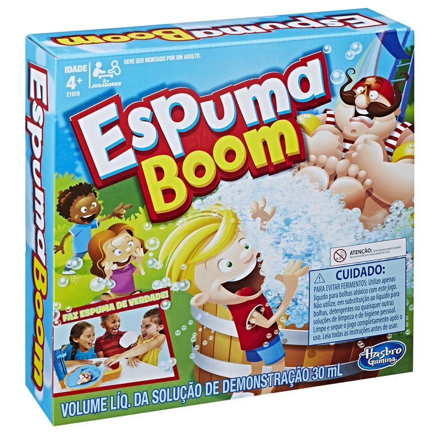 Jogo---Espuma-Boom---Hasbro