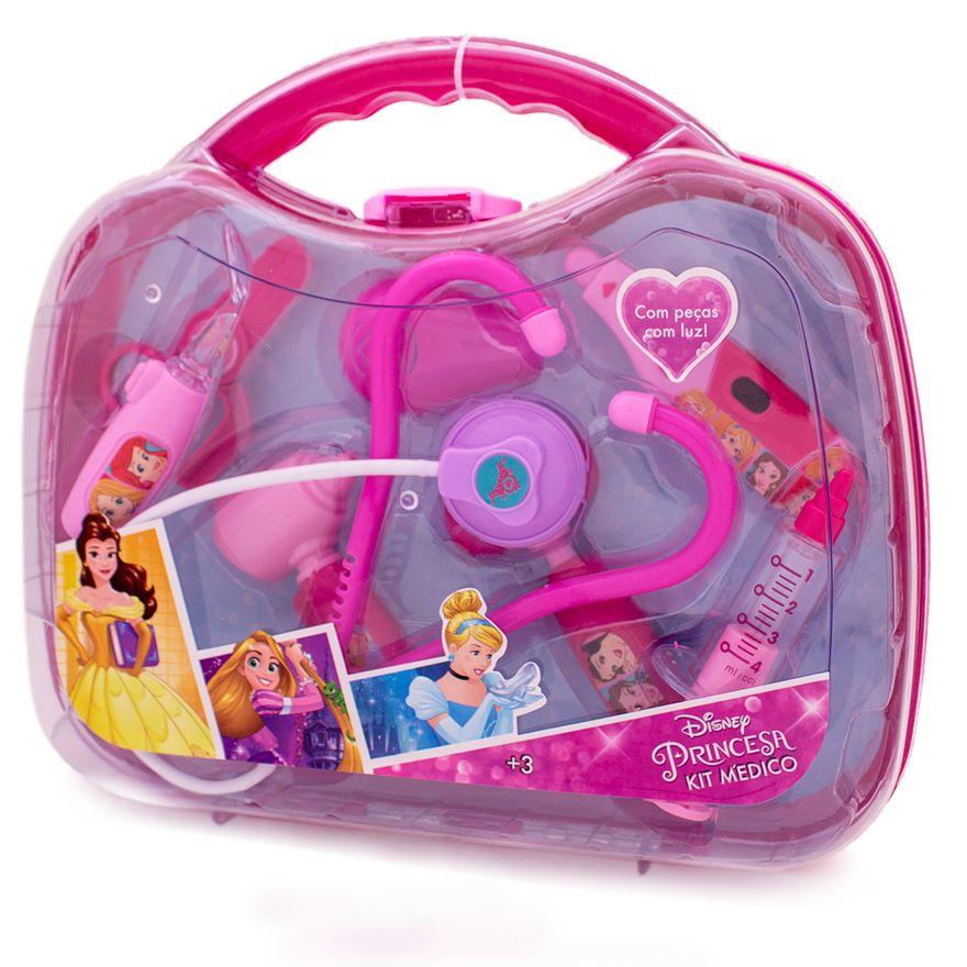 Kit-Medico-com-Maleta---Disney-Princesas---Toyng-Embalagem