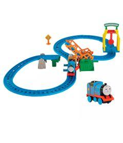 Kit-Playset-e-Mini-Veiculos---Thomas---Friends---Ponte-Levadica-e-Gordon---Fisher-Price