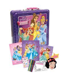 Conjutno-de-Artes---Lata---Princesas---Disney---DCL-Editora