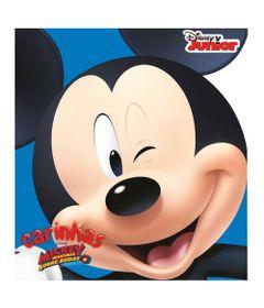 Livro-Infantil---Disney---Mickey---Carinhas---10-Paginas---DCL-Editora