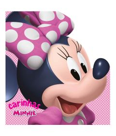 Livro-Infantil---Disney---Minnie---Carinhas---10-Paginas---DCL-Editora