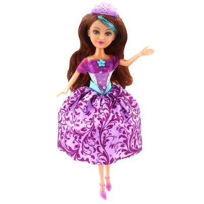 Boneca-Articulada-com-Acessorios---Funville-Sparkle-Girlz---Princesa---Charlotte---DTC