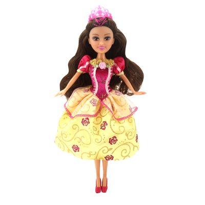 Boneca-Articulada-com-Acessorios---Funville-Sparkle-Girlz---Princesa---Julia---DTC