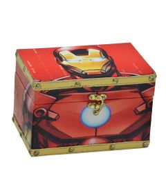 Caixa-Decorativa---12-Cm---Disney---Marvel---Iron-Man---Mabruk