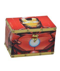 Caixa-Decorativa---12-Cm---Disney---Marvel---Iron-Man---Mabruk