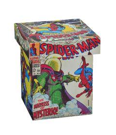 Caixa-Decorativa---20-Cm---Disney---Marvel---The-Amazing-Spider-Man---Mabruk